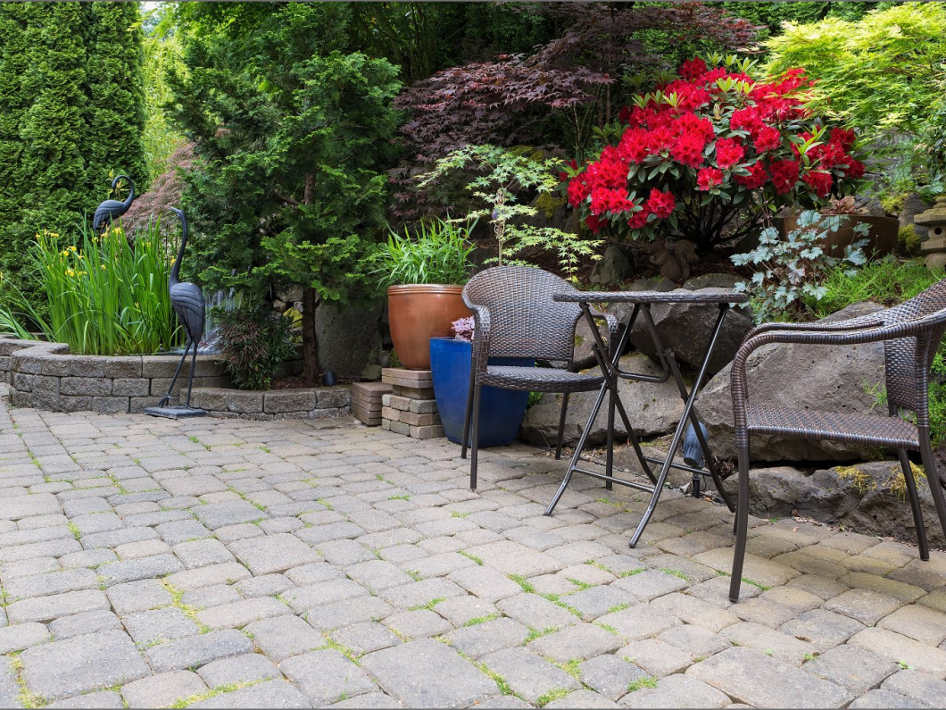 Crown Your Landscape With Stone Features